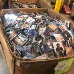1/2 Pallet of 1000 DVDs